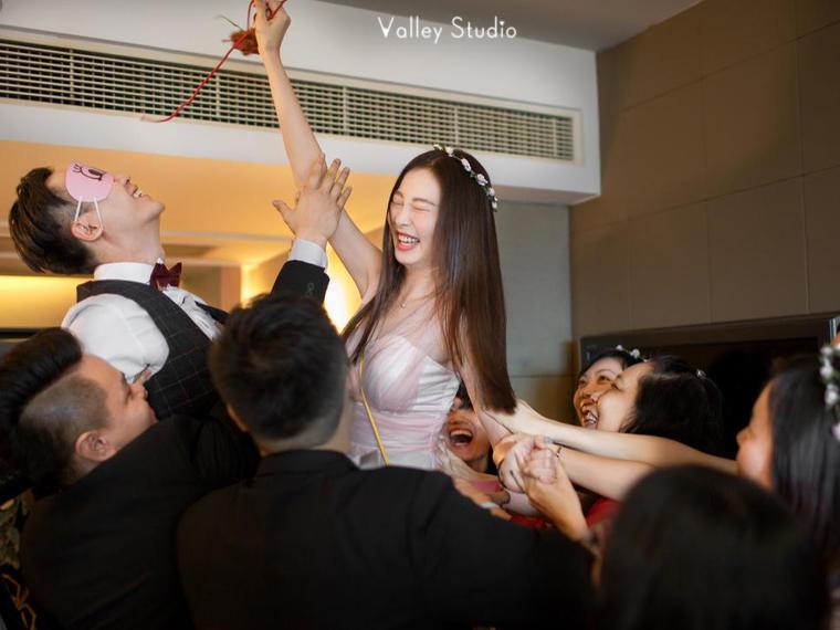 凡谷摄影 首席双机位婚礼摄影