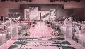 【少女心必备】-网红火烈鸟婚礼