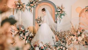 【花堂喜事】-秋天的故事,从秋色婚礼开始!