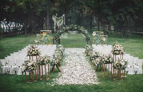 【东部】 草坪婚礼·白栀
