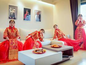 G大调IMAGE 双机婚礼摄像+双机摄影 套餐
