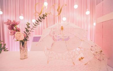 【诺时尚】婚礼策划——威斯汀|樱梦