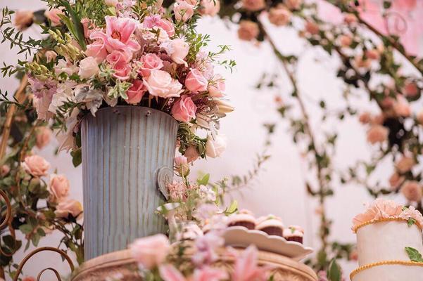素格婚礼   莫奈的花园