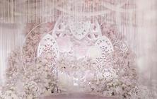 【天使梦缘】顶级定制欧式粉白色主题婚礼