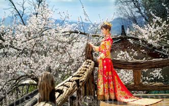 云南自由旅拍婚照6服6造各个景点任选精修50张