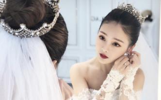 首席化妆造型全天跟妆3造型送新郎妆加2个伴娘