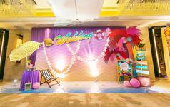 爱丁蜜语创意婚典馆——《热浪之夏》