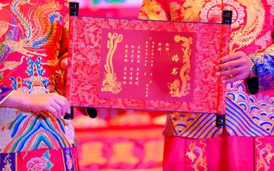 【木西映像总监档】1680 中式婚礼 婚礼跟拍