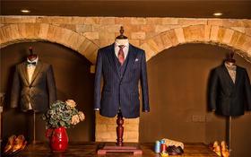 乔瑞德——男士商务西服款式