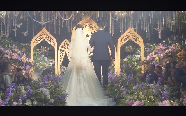 微时代│富力洲际│婚礼预告片 10秒