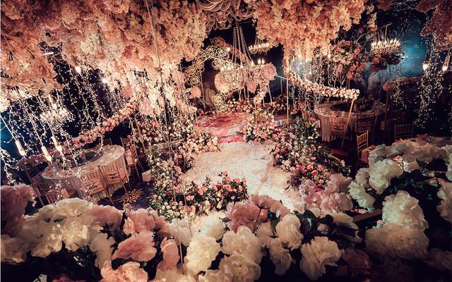 【麦瑞婚礼】flower color