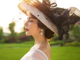 欧式婚纱摄影《欢乐颂取景地》唐顿庄园|双11五折预售