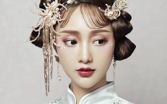 【双喜记美妆】创意总监+量身定制妆容造型