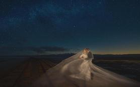 国内全年旅行婚纱--【青海湖】