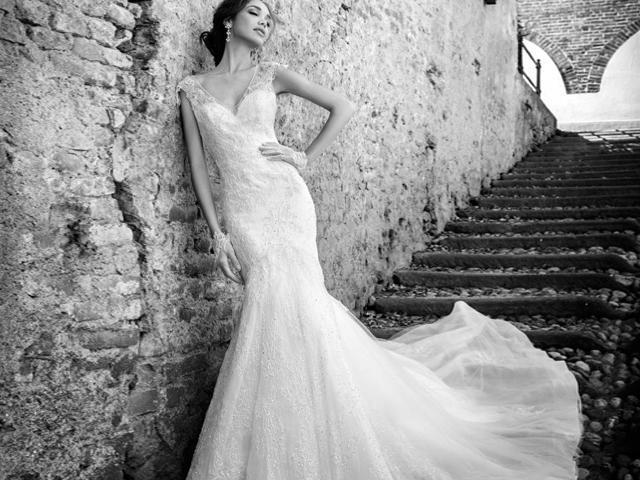 新娘婚纱全套