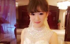 新娘造型 婚礼跟妆