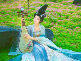 丽江婚纱摄影 古装写真