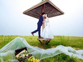青岛清新婚纱照-《珍爱青岛》