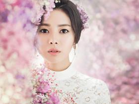 飞鱼映像丨韩式公园婚纱照