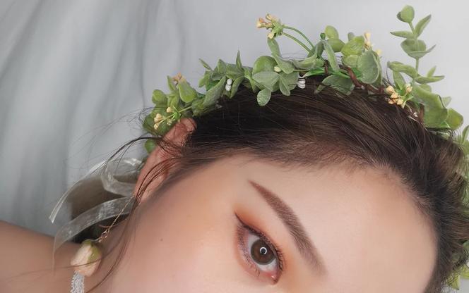 资深化妆师新娘跟妆2造型唯美简约妆容