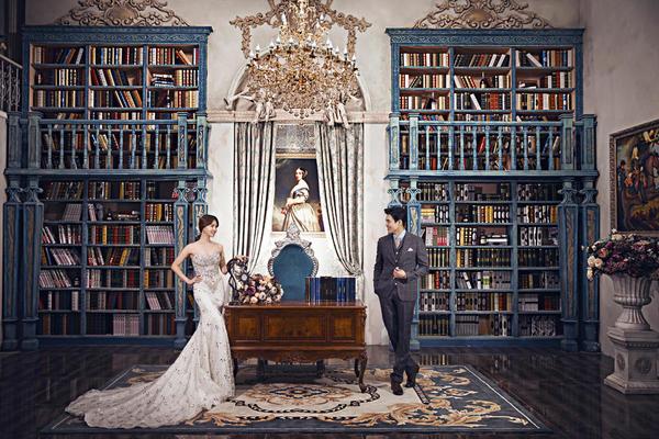 【皇家丽人婚纱摄影】——蓝顿圣殿