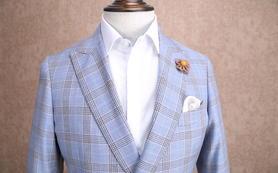精品男士礼服时尚定制(含衬衫),提供半成品试样