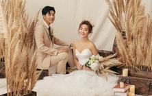 韩式品质体验❤十服十照❤明星婚纱,底片全送