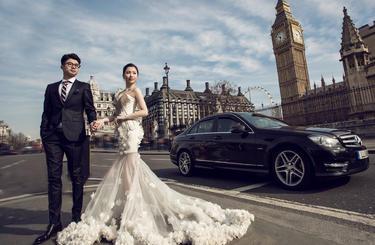 英伦浪漫之 大本钟情怀 美丽旅拍