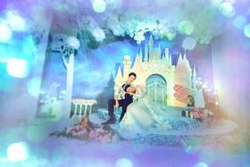 泰迪婚礼作品|童话照进现实