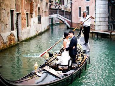 【威尼斯婚礼嘉年华】之奥地利意大利蜜月海外婚礼