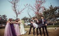 卡慕影像-首席单机档婚礼摄影 原片500精修50