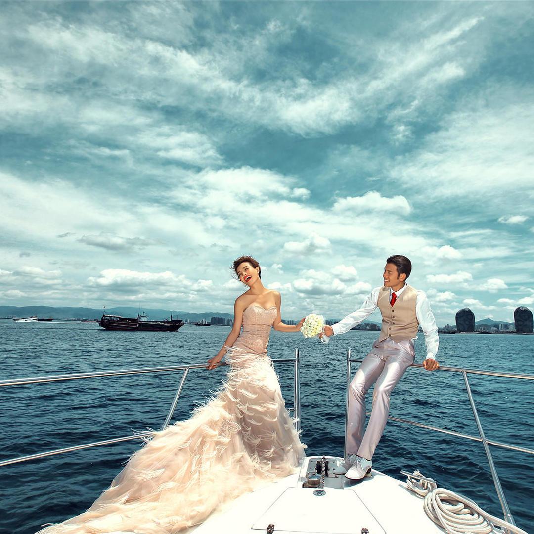 维纳斯肇东实景拍摄加三亚旅拍婚纱特惠套餐