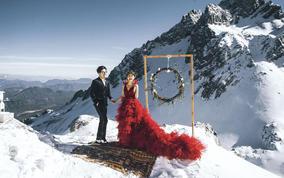蓝月谷、雪山顶、网红酒店、网红基地顶级套餐