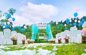 梦工厂婚礼开启草坪婚礼季