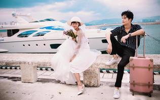 韩国名匠高端婚纱摄影套系 《热销套系》