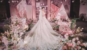 【BeFun】粉色ins浪漫小成本设计感超强婚礼