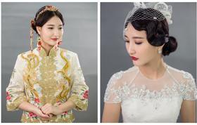 【宇涵造型】白金级化妆师-唯美轻盈仙气+免租婚纱