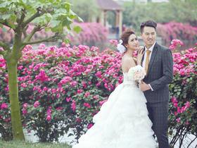 【未央摄影】超值 蓉城之恋 婚纱摄影