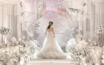 【艾薇亭婚礼】梦幻纯美套系特供答谢(含婚礼人员)