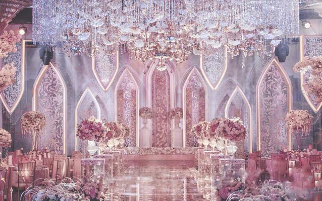 【筑梦先生】--少女梦幻婚礼