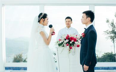 【糖果海外婚礼】三亚   两小无嫌猜