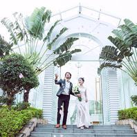 【教堂婚礼】巴黎春天宫殿城堡·大气奢华欧式婚纱照
