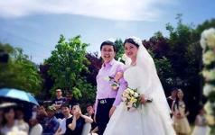 户外西式草坪婚礼