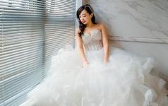 Memory婚纱空间收录伊丽莎白多款婚纱礼服