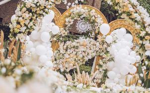 【思南公馆】欧式花园婚礼/本季热卖/含婚礼小管家