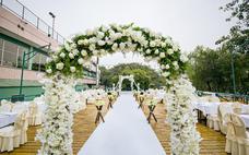 Tiamo缇爱沫婚礼—白色樱花