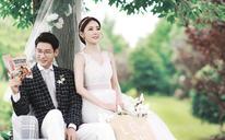 韩式特惠小清新婚纱照
