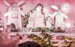 花海阁主题婚礼会馆