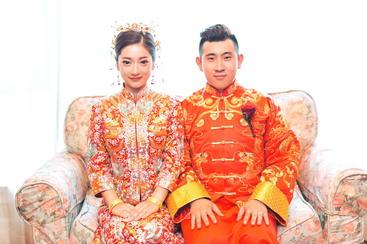 小楠大少爷和网红婷婷小公主的大婚!