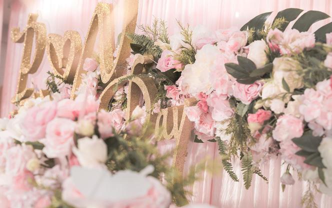 爱在曦·遇婚礼,为你而制!精致婚礼布置